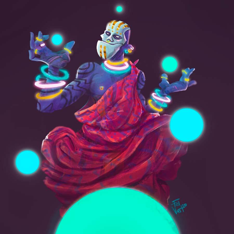 Felvast - Neon Prophet