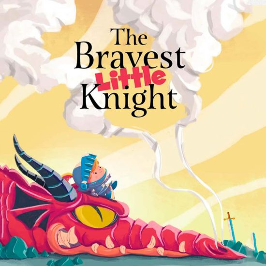 Felvast - The bravest little knight cover