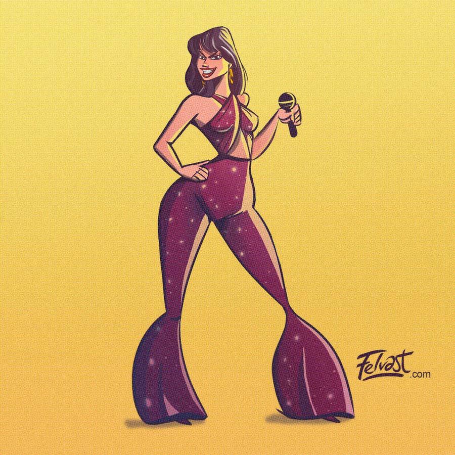 Felvast - Selena
